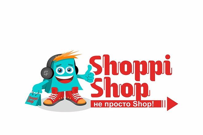 Креативный логотип со смыслом. Работа до полного согласования 73 - kwork.ru