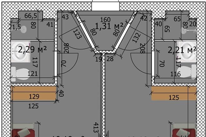 3d визуализация квартир и домов 19 - kwork.ru