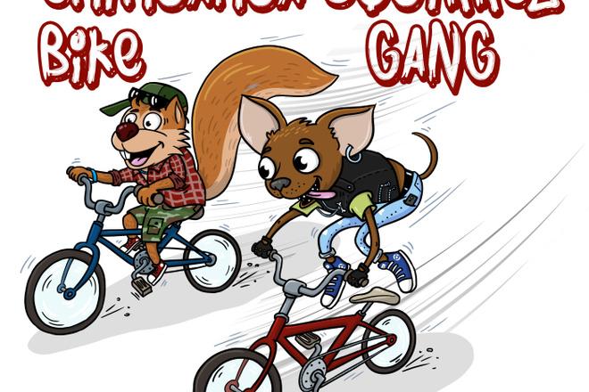 Нарисую для Вас иллюстрации в жанре карикатуры 1 - kwork.ru
