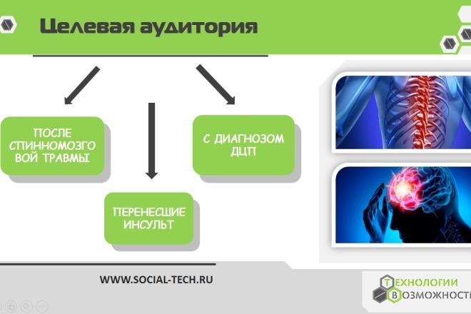 Презентация в Power Point, Photoshop 78 - kwork.ru