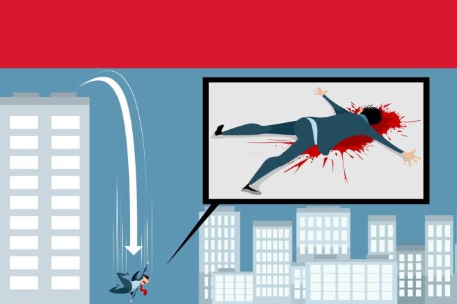 Иллюстрации, рисунки, комиксы 31 - kwork.ru
