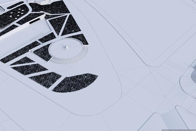 Архитектурное 3d моделирование 1 - kwork.ru