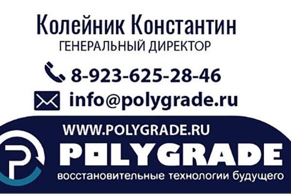 Сделаю дизайн-макет визитной карточки 13 - kwork.ru