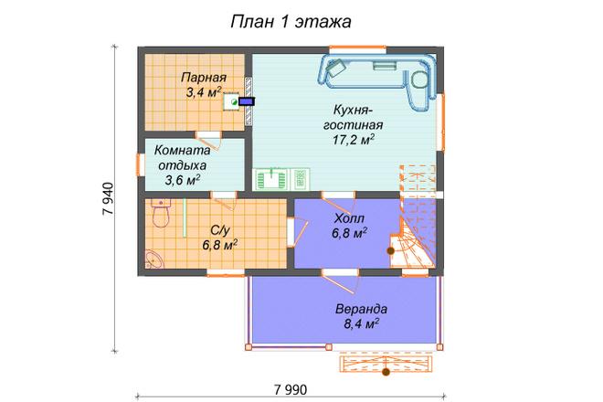 Создам визуализацию экстерьера 2 - kwork.ru