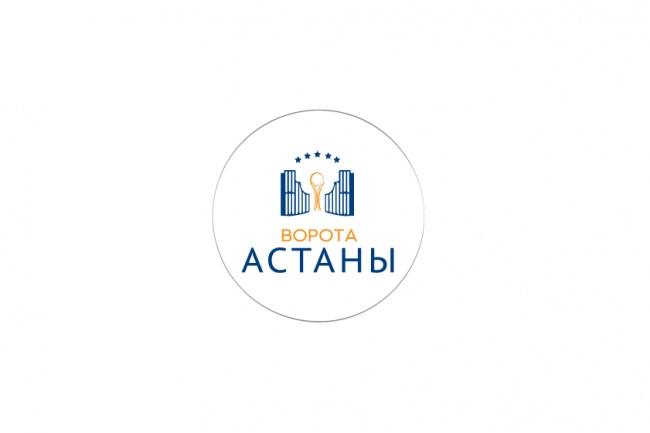 Создам три варианта логотипа в векторе 76 - kwork.ru