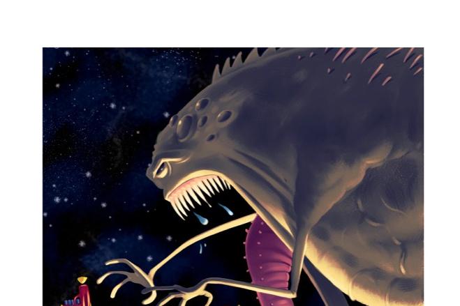 Иллюстрация любой сложности 4 - kwork.ru