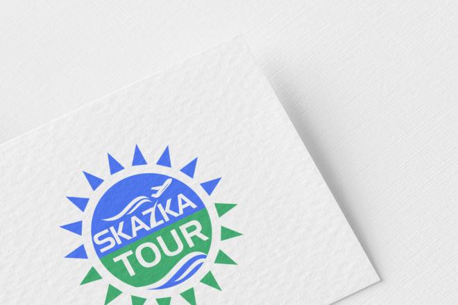 Креативный логотип со смыслом. Работа до полного согласования 8 - kwork.ru