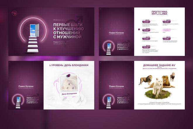 Оформление презентации товара, работы, услуги 16 - kwork.ru