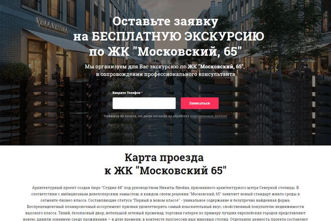 Копирование Landing Page 26 - kwork.ru