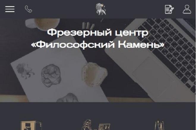Внесу исправления в вёрстку сайта 2 - kwork.ru