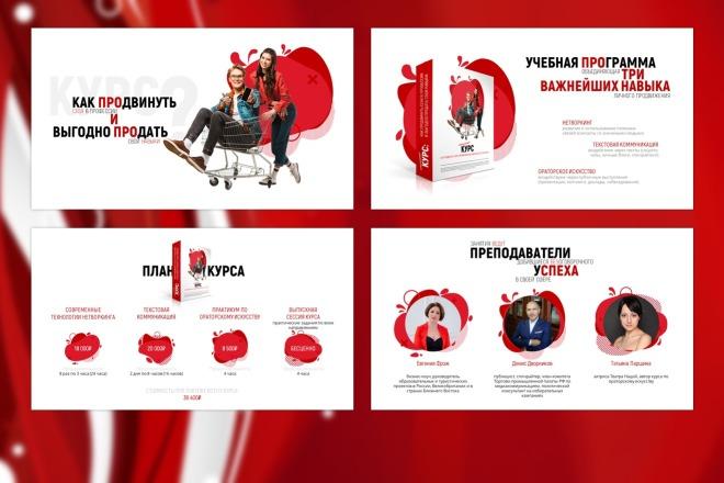 Оформление презентации товара, работы, услуги 51 - kwork.ru