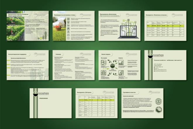 Дизайн коммерческого предложения 2 - kwork.ru