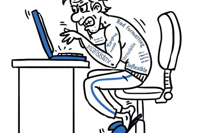 Нарисую простую иллюстрацию в жанре карикатуры 3 - kwork.ru