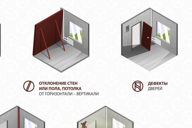 Разработаю уникальную инфографику. Современно, качественно и быстро 16 - kwork.ru