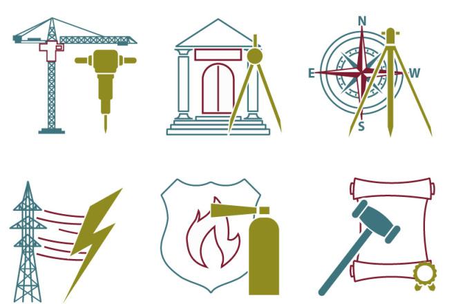 Нарисую 6 иконок в любом стиле 1 - kwork.ru