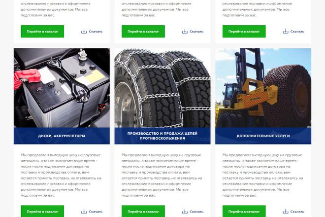 Сайт под ключ. Landing Page. Backend 65 - kwork.ru