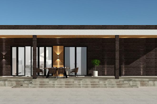 Разработка проекта индивидуального жилого дома 6 - kwork.ru
