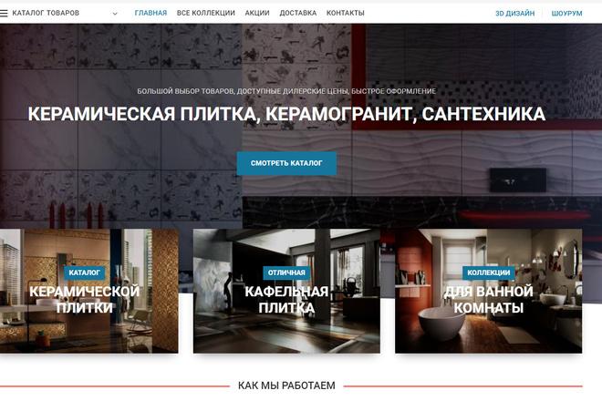 Профессиональный интернет-магазин под ключ премиум уровня 17 - kwork.ru