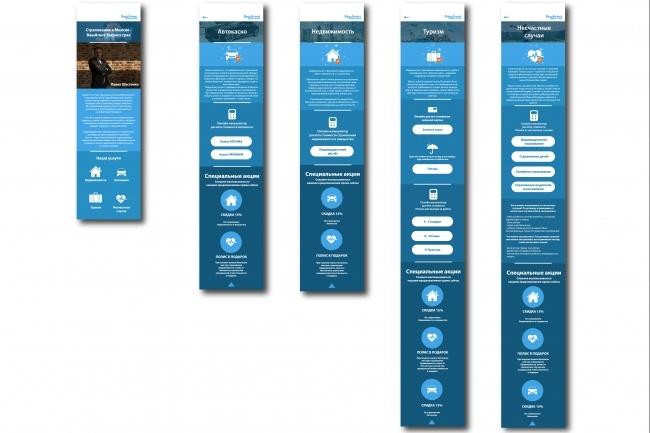Качественный мобильный дизайн приложения 7 - kwork.ru