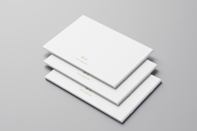 Дизайн брошюры, буклета 4 - kwork.ru
