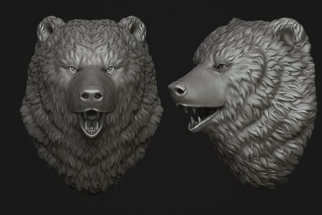 Создам 3D модель для печати или чпу 5 - kwork.ru