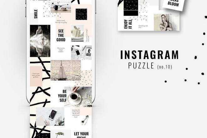 25000 шаблонов для Instagram, Вконтакте и Facebook + жирный Бонус 17 - kwork.ru