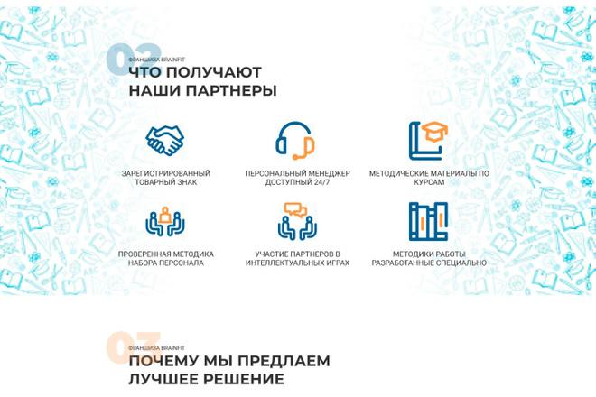 Уникальный дизайн сайта для вас. Интернет магазины и другие сайты 129 - kwork.ru
