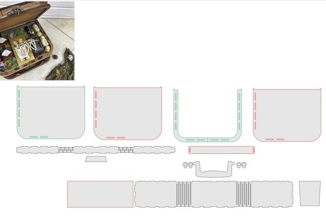 Создам файл для лазерной, фрезерной обработки 1 - kwork.ru