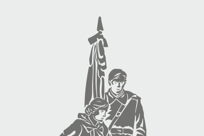 Шаблоны для плоттерной резки. CorelDraw 1 - kwork.ru