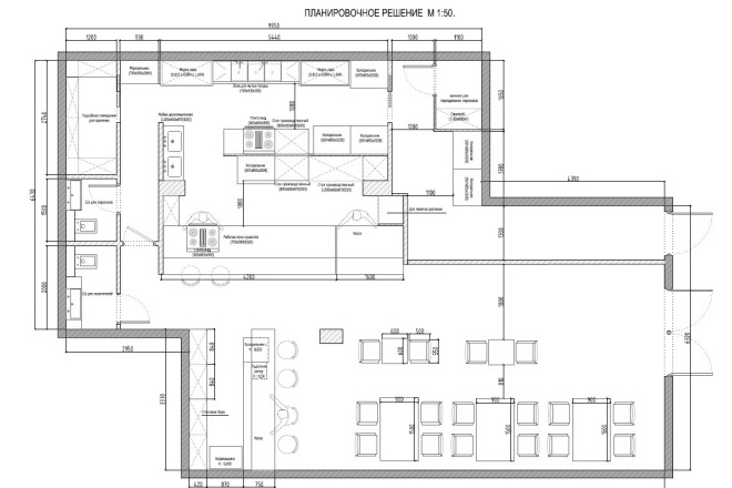 Планировочное решение вашего дома, квартиры, или офиса 14 - kwork.ru