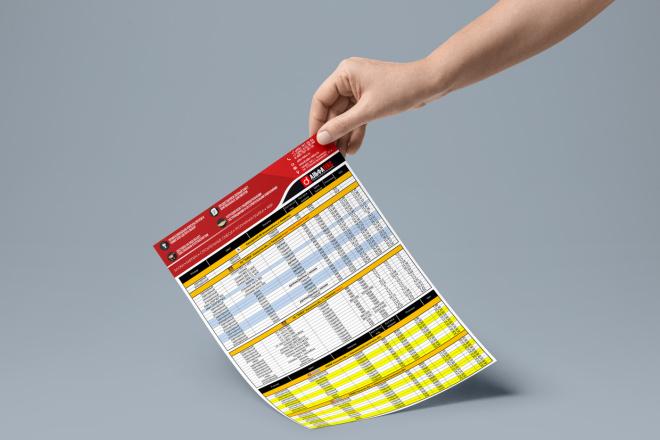 Оформление бланков и документов в фирменном стиле 7 - kwork.ru
