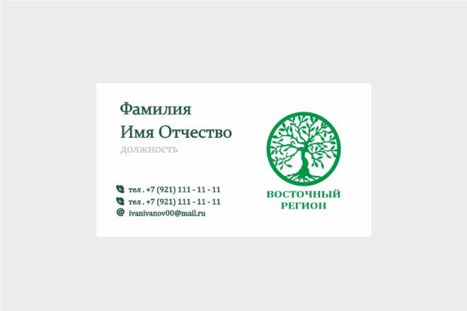 Логотип по вашему эскизу в векторе 2 - kwork.ru