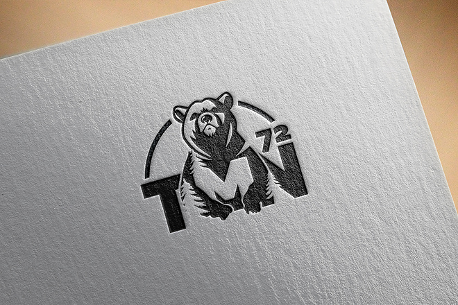 Лого по эскизу 30 - kwork.ru