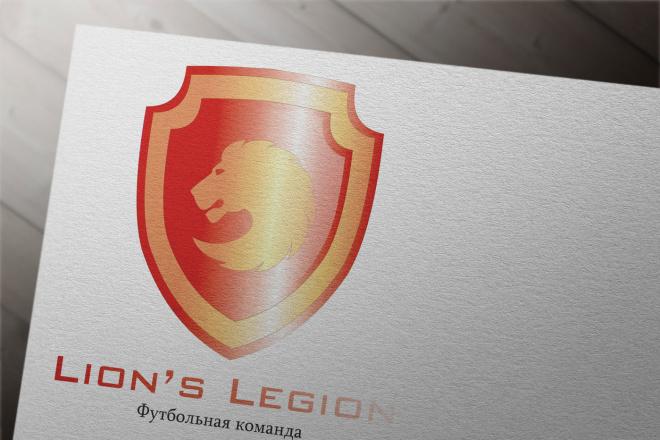 Создам логотип по эскизу 6 - kwork.ru
