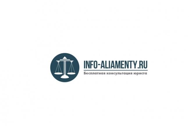 Отрисую логотип в векторе 56 - kwork.ru