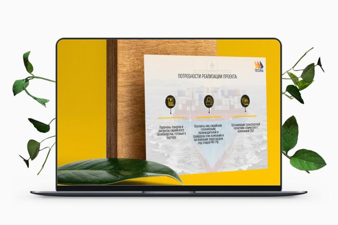 Дизайн Бизнес Презентаций 5 - kwork.ru