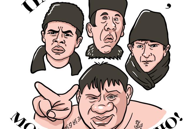 Нарисую для Вас иллюстрации в жанре карикатуры 12 - kwork.ru