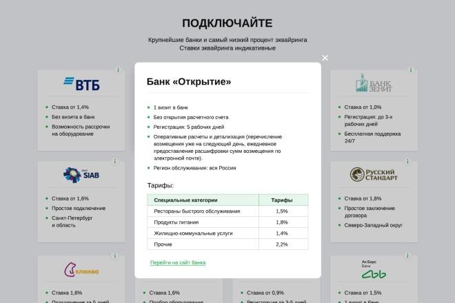 Разработаю дизайн Landing Page 10 - kwork.ru