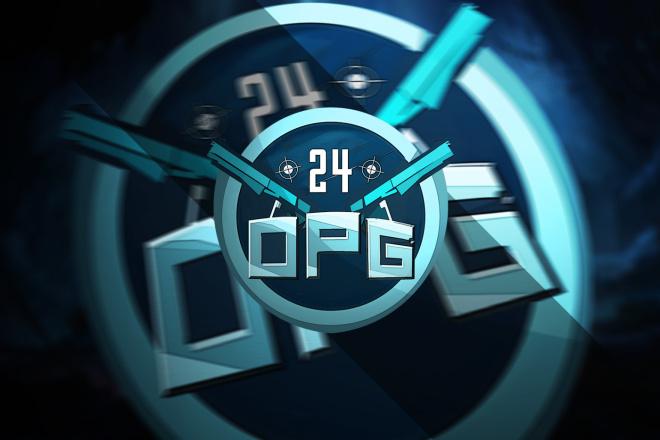 Оформление для киберспортивной команды Dota 2, CS GO, World of Tanks 1 - kwork.ru