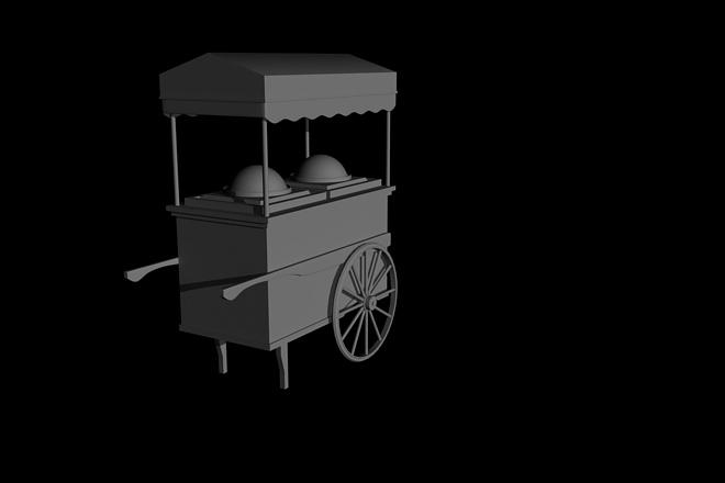 Создам трехмерную модель в формате OBJ 24 - kwork.ru