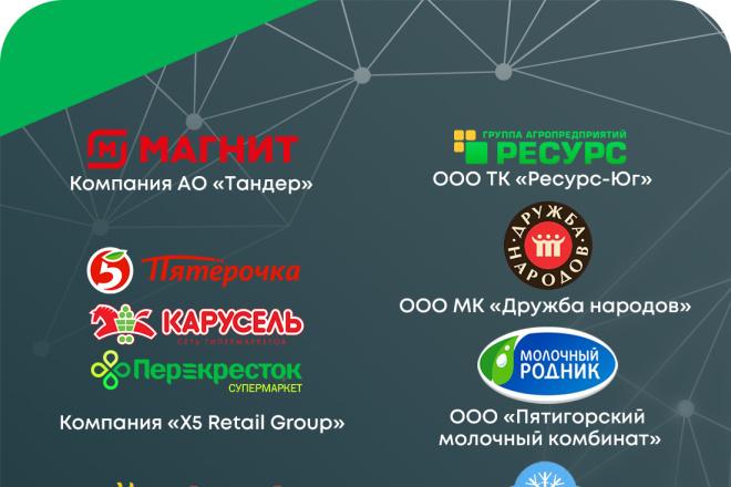Разработка фирменного стиля 66 - kwork.ru