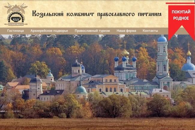 Создание сайтов на конструкторе сайтов WIX, nethouse 85 - kwork.ru