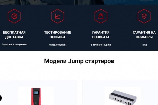 Создание сайтов на конструкторе сайтов WIX, nethouse 82 - kwork.ru