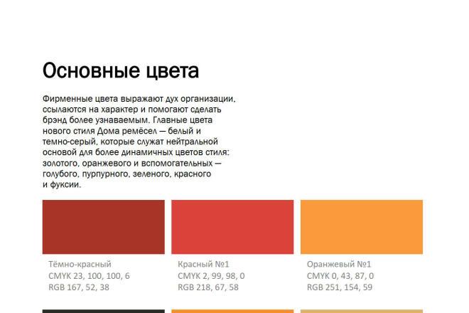 Разработка бренда по вашим эскизам 5 - kwork.ru