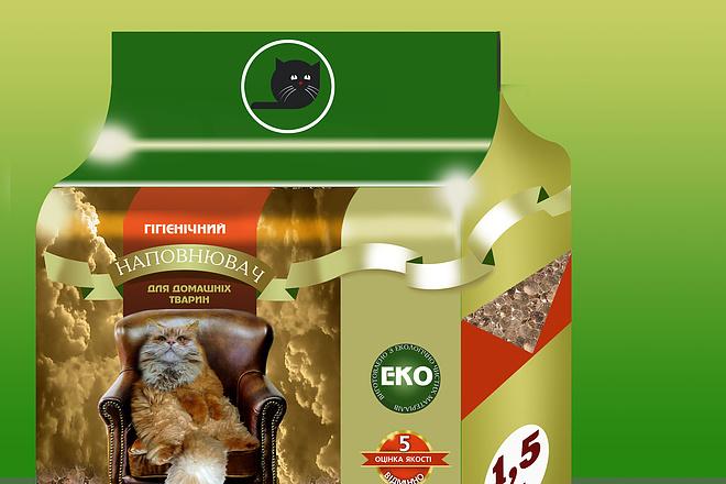 Создание этикеток и упаковок 35 - kwork.ru