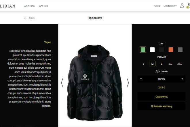 Профессионально и недорого сверстаю любой сайт из PSD макетов 32 - kwork.ru