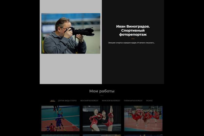 Создание сайта на WordPress 62 - kwork.ru