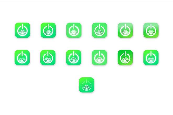 Создам 5 иконок в любом стиле, для лендинга, сайта или приложения 22 - kwork.ru