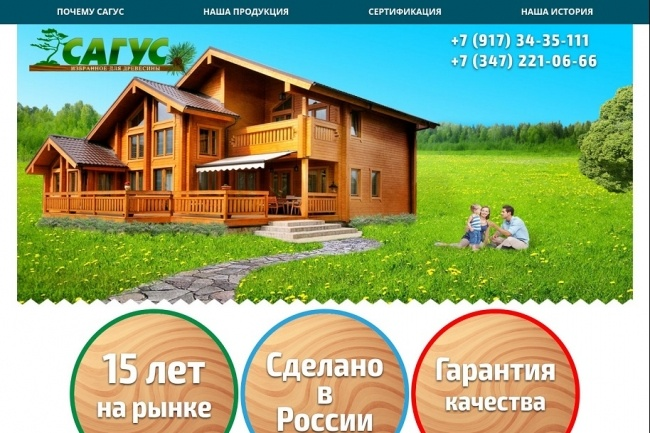 Копирование лендингов, страниц сайта, отдельных блоков 23 - kwork.ru