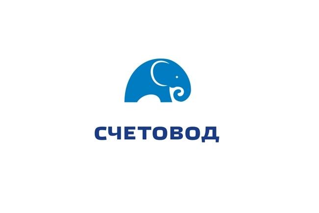 Отрисовка растрового логотипа в вектор 46 - kwork.ru